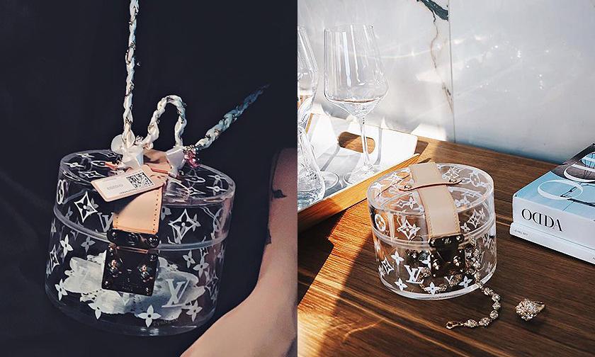 绑上丝巾就能变成手袋,Louis Vuitton 推出新款绝美珠宝盒