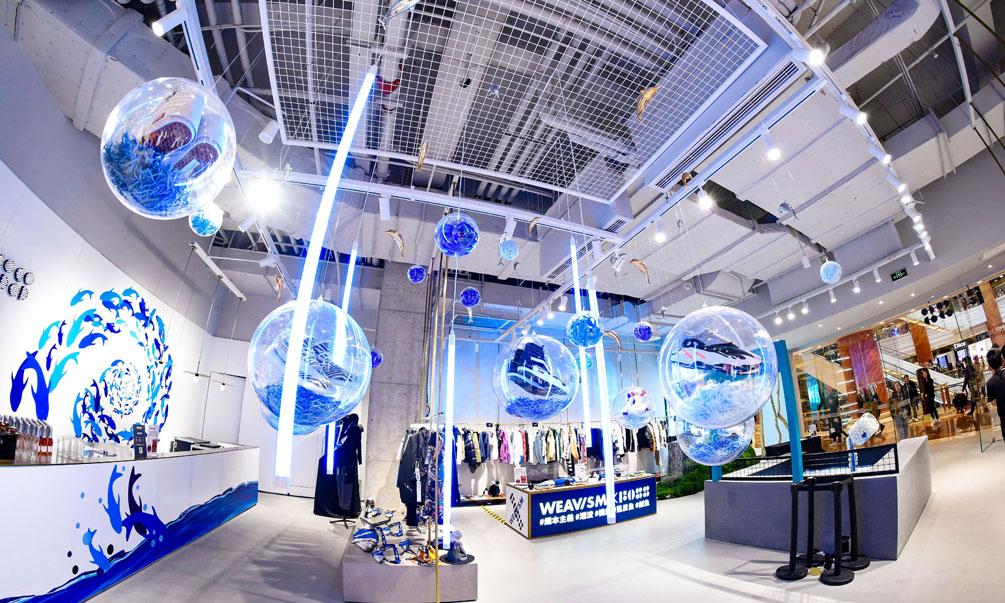 「FOSS 放肆」VOL.05,FOSS 于上海开设两家新门店