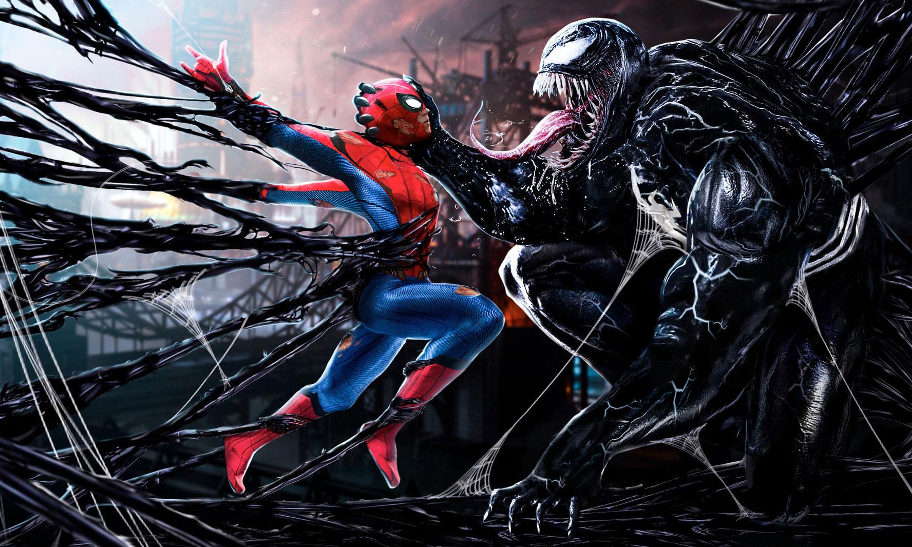 导演确认,蜘蛛侠与毒液或将在未来联动