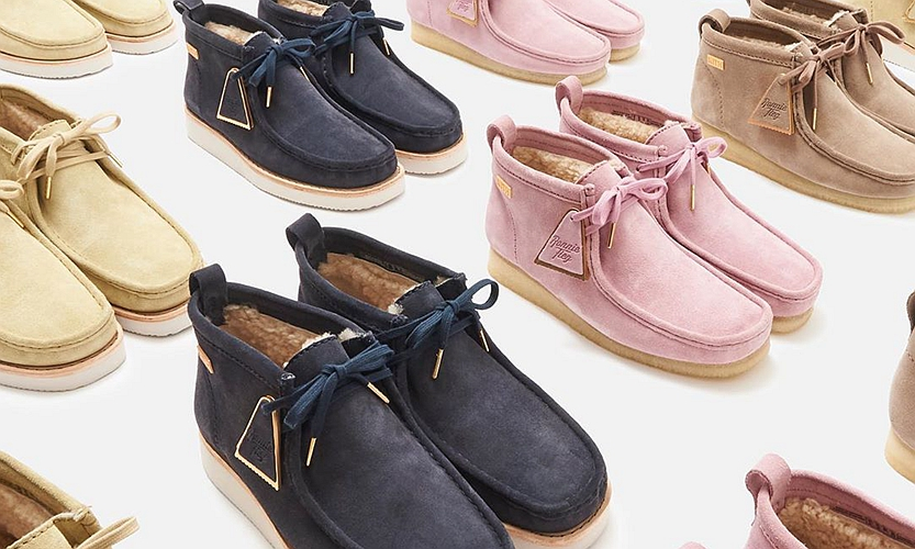 Ronnie Fieg x Clarks Originals 联名系列发售日期确定