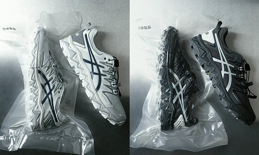 Chemist Creations x ASICS 联名系列鞋款发售日期确定