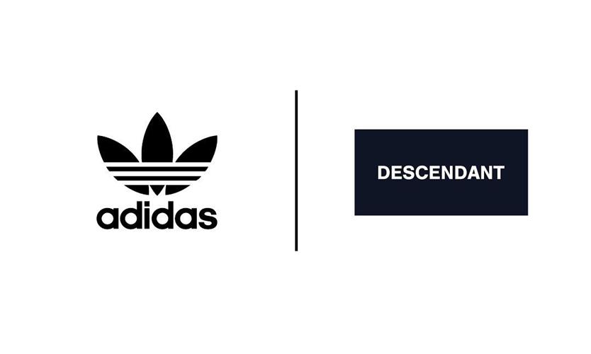 DESCENDANT x adidas Originals 联乘系列预告片发布