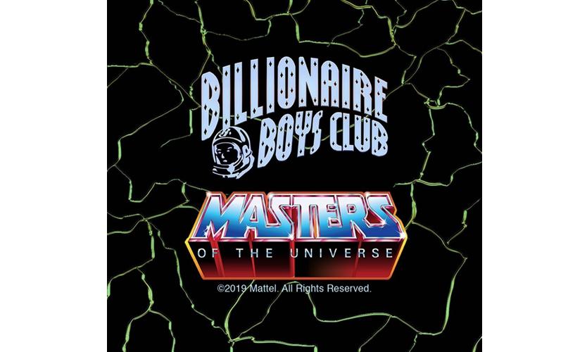 Billionaire Boys Club 带来《宇宙巨人希曼》全新别注系列