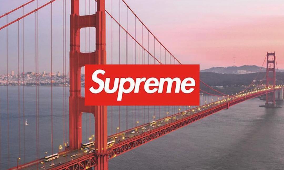 联名、新店齐登场,准备迎接 Supreme 本周「大动作」