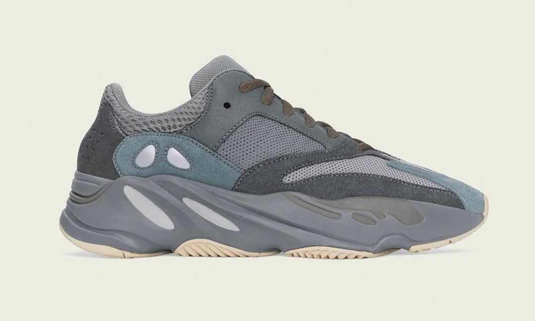 "Yeezy Boost 700 ""Teal Blue"" 配色即将于本月迎来发售"