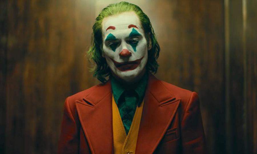 毫无意外,《小丑》登顶 10 月首周末票房最高纪录