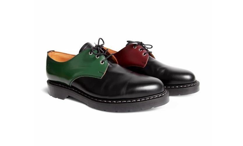 NOAH x Solovair 联名 Gibson 鞋款正式登场