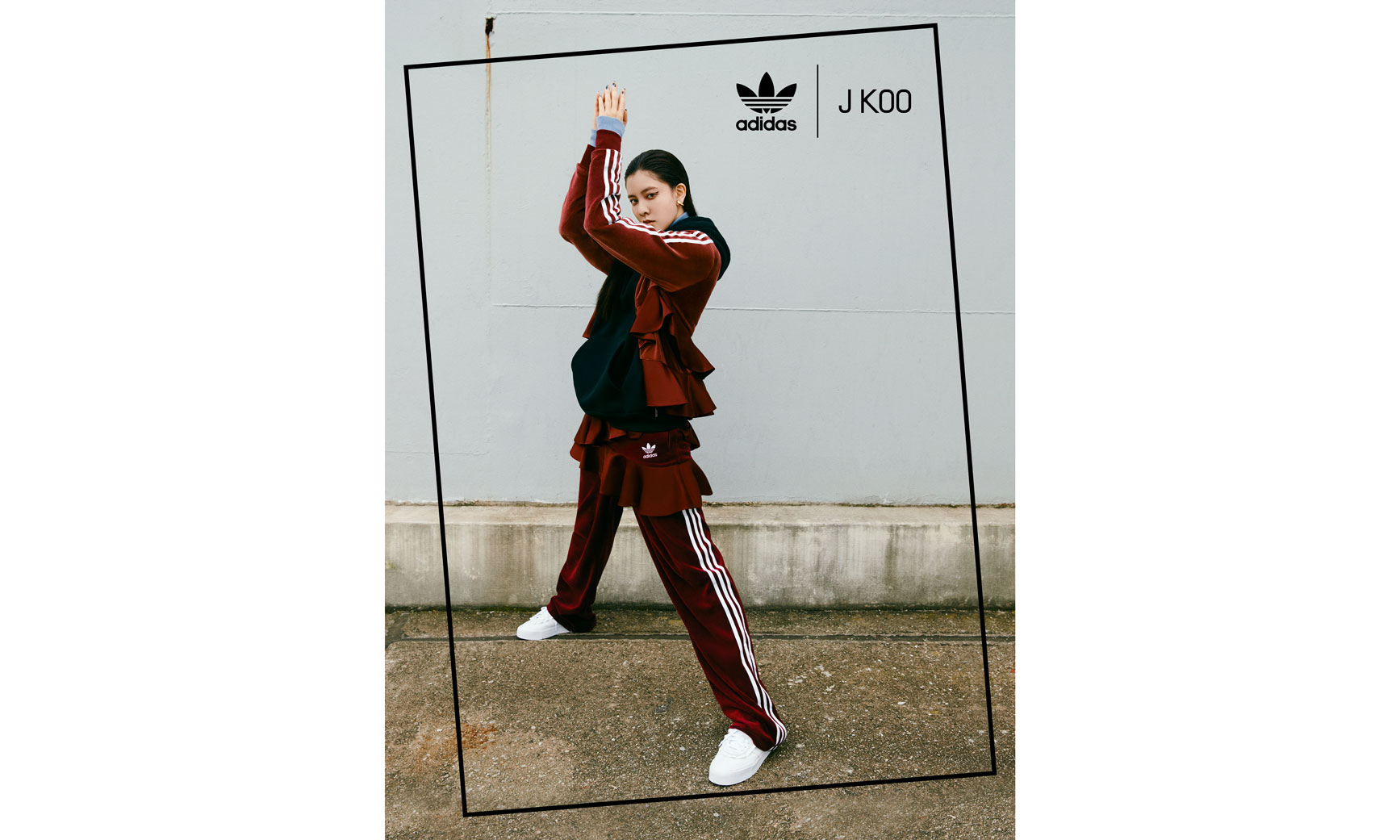 adidas Originals by J KOO 联名系列正式公布