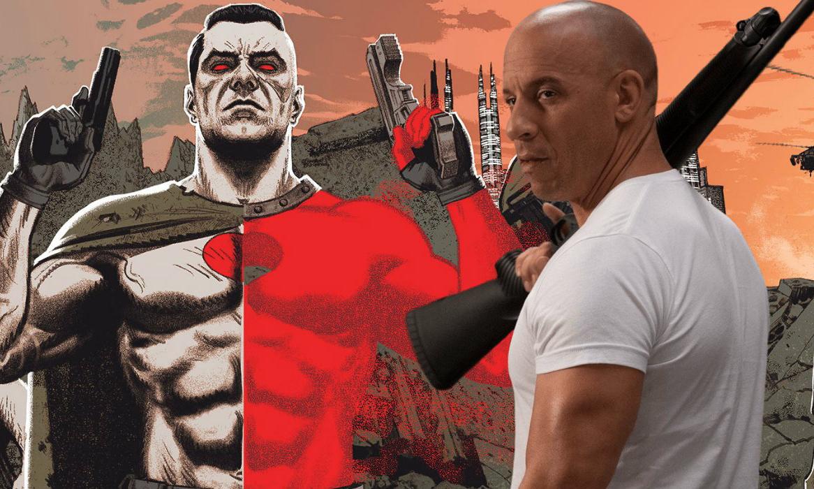 Vin Diesel 主演,《喋血战士》公布首支预告