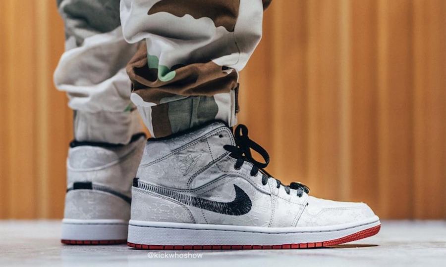CLOT x Air Jordan I「Fearless」上脚搭配预览