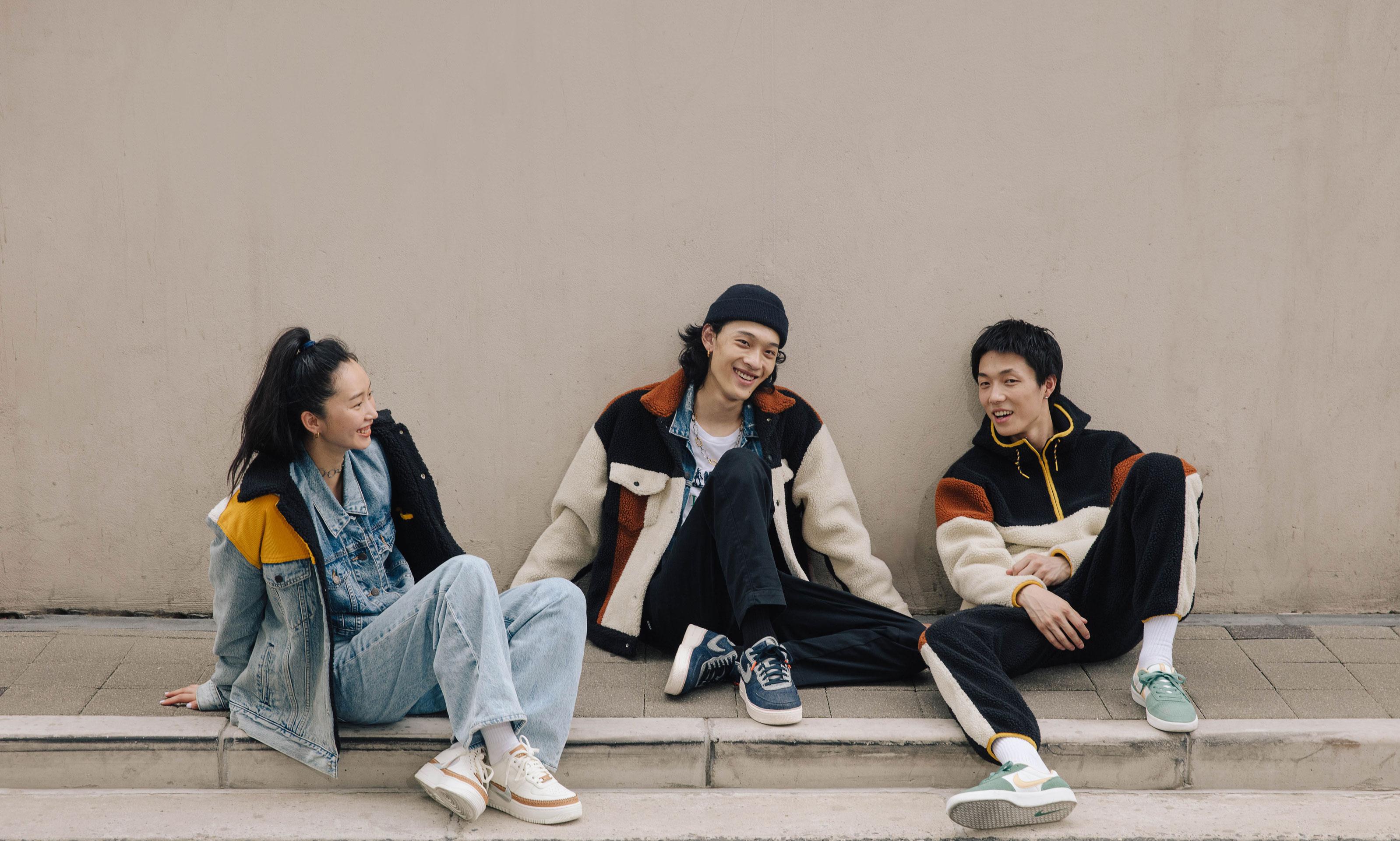 """再度与 Nike 合作,Levi's® 发布 """"街头由我"""" 系列"""