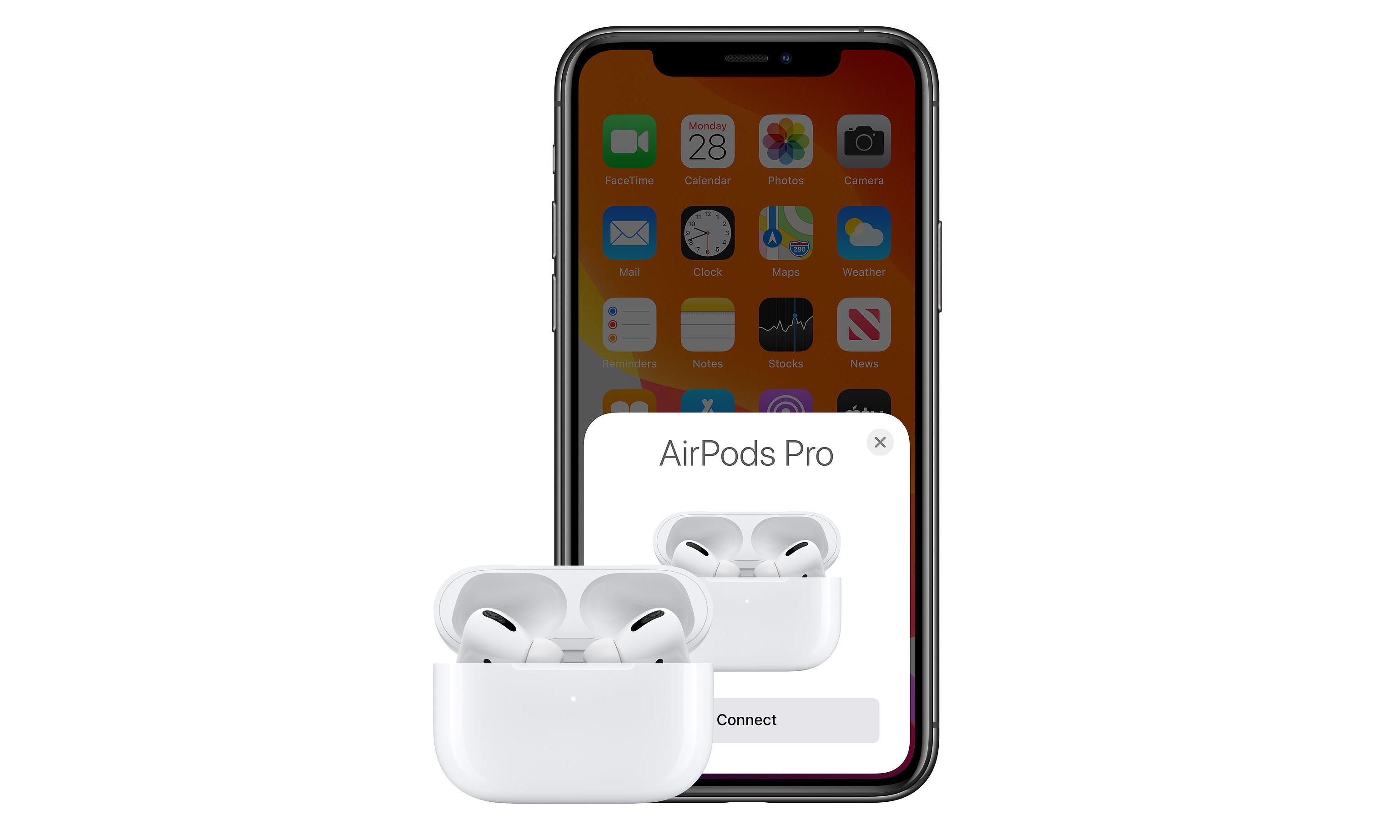 主动降噪功能加入,苹果 AirPods Pro 惊喜发布