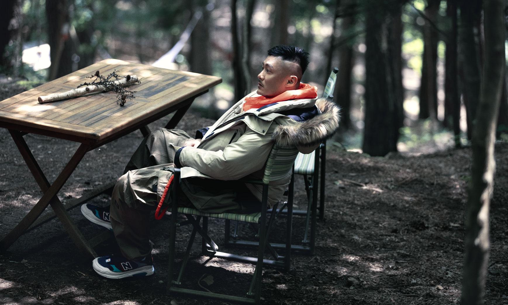 打造冬日型搭,New Balance 全新羽绒服系列释出