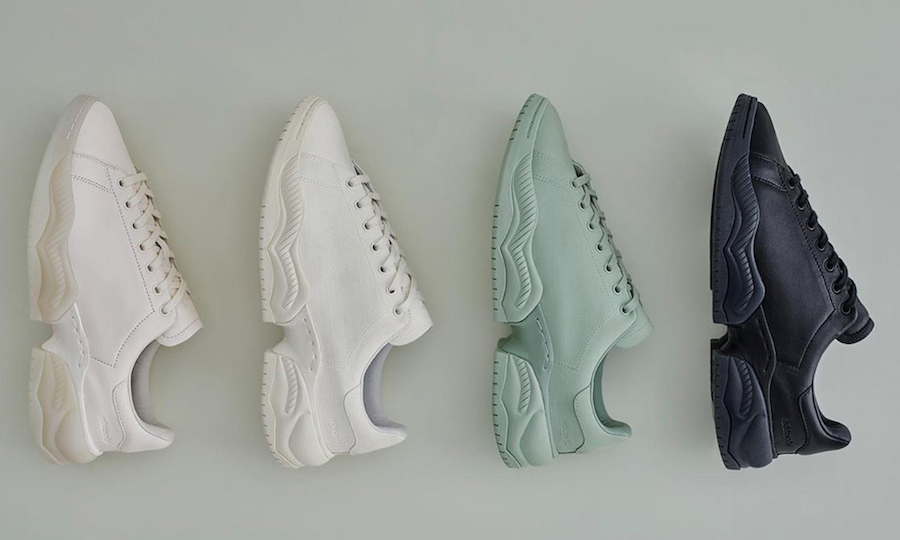 OAMC x adidas Type 0-2 将于下周发售
