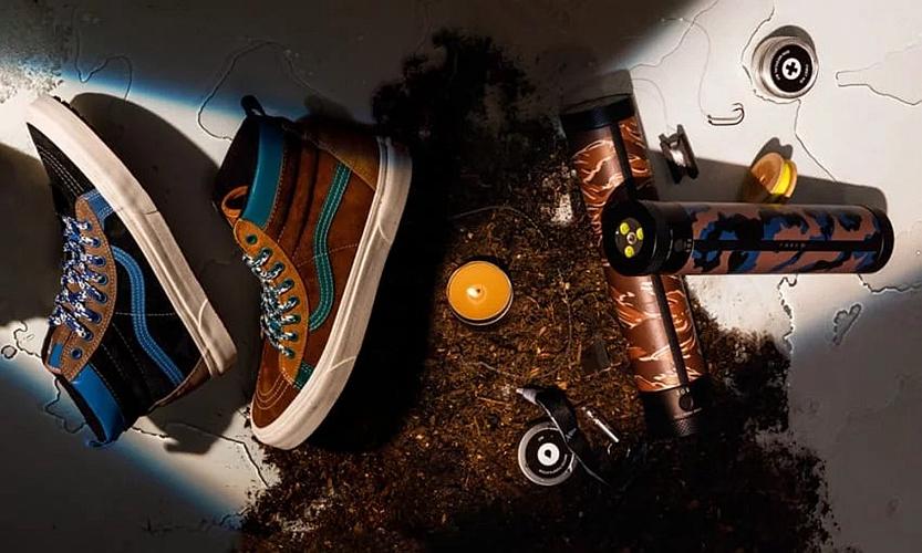 走过「山和大海」,VSSL x Vans 全新联名系列发售在即