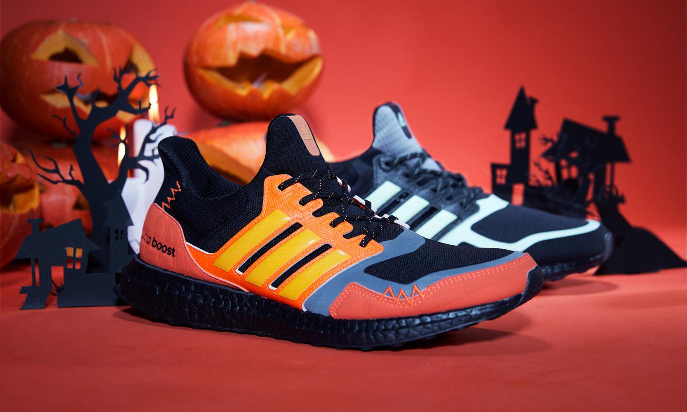 万圣夜狂想曲,adidas 推出 UltraBOOST GHOUL 系列跑鞋
