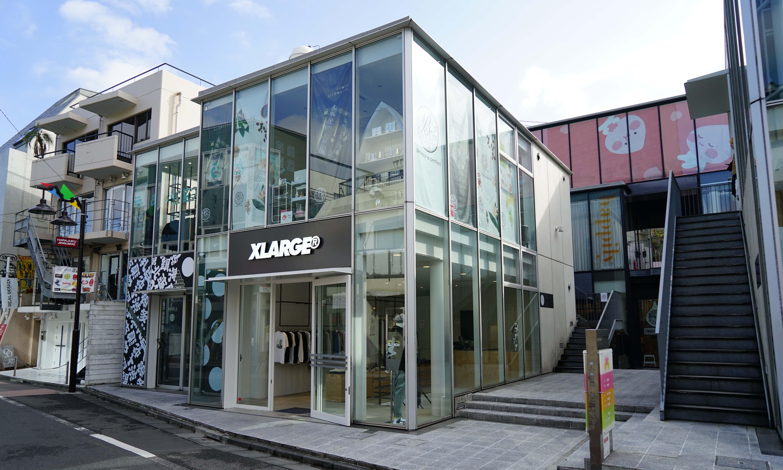 XLARGE 正式入驻中国线下市场