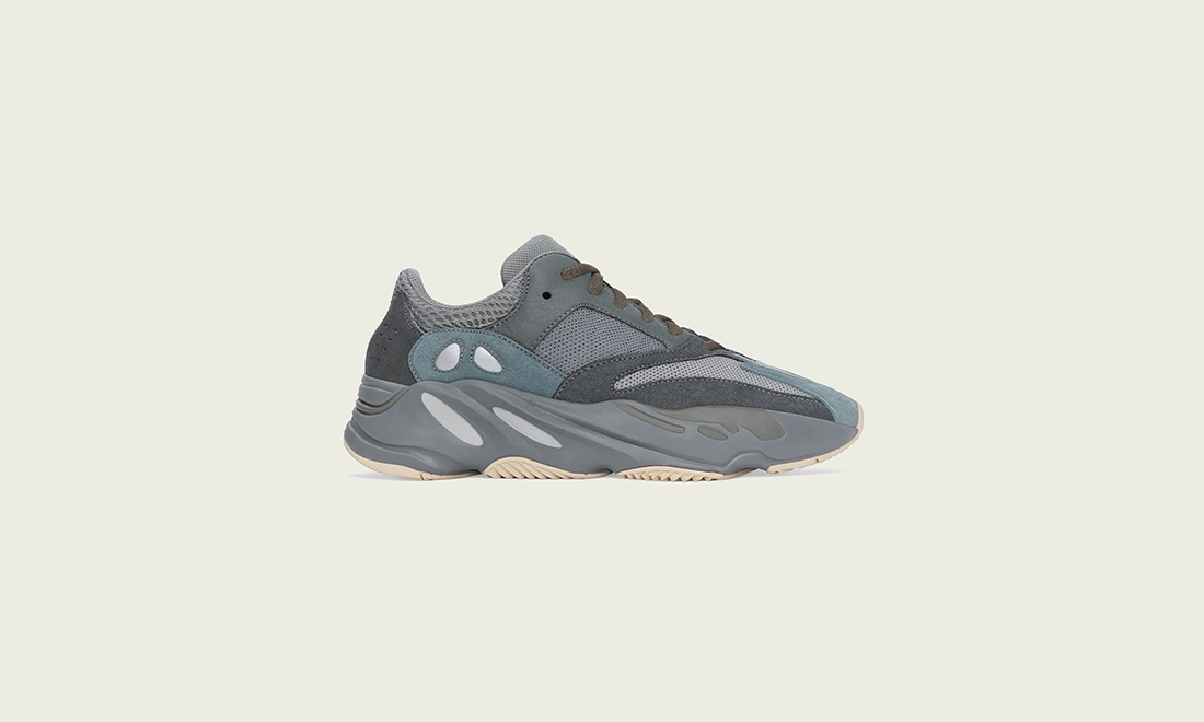 adidas Originals 正式发布 Yeezy Boost 700「Teal Blue」新配色