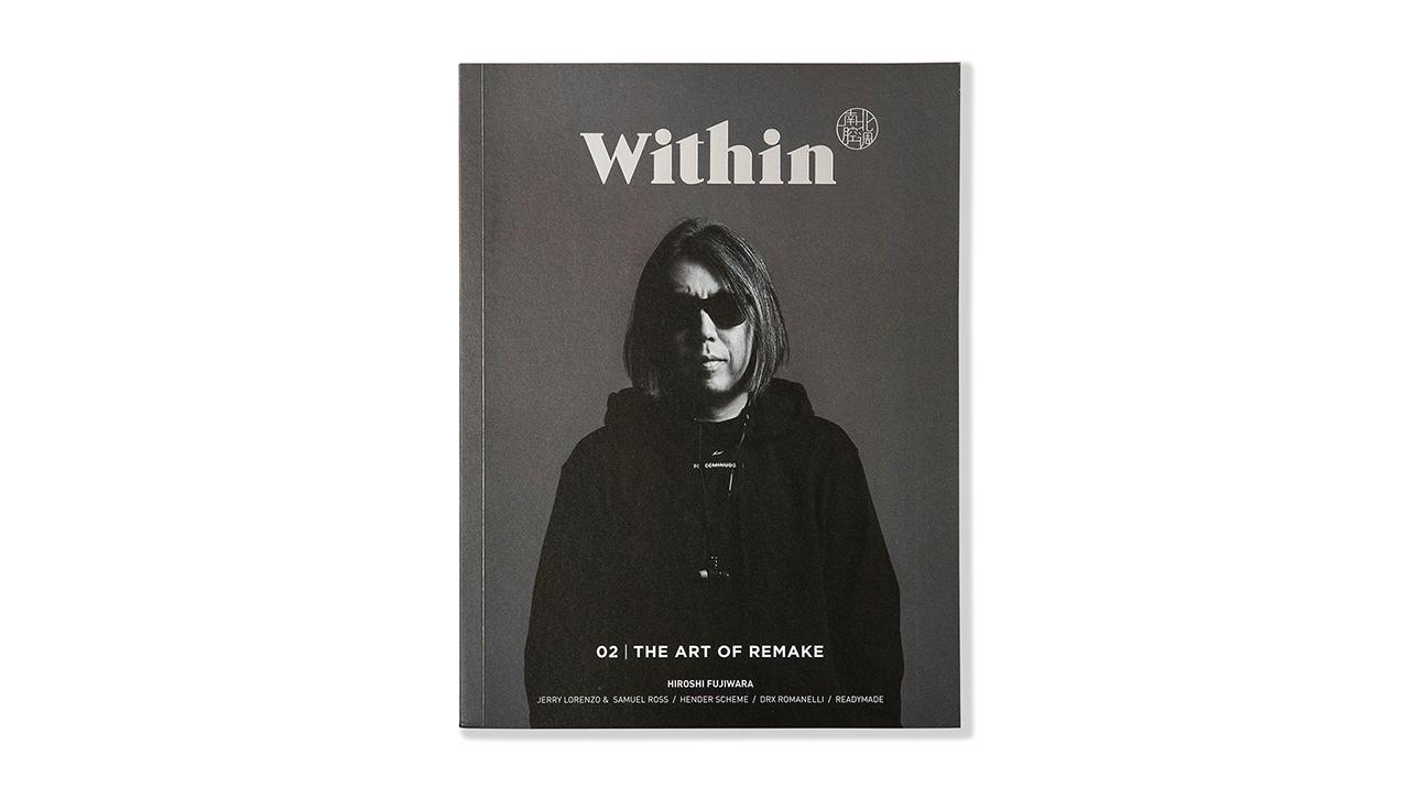 《Within》第二期杂志正式发布