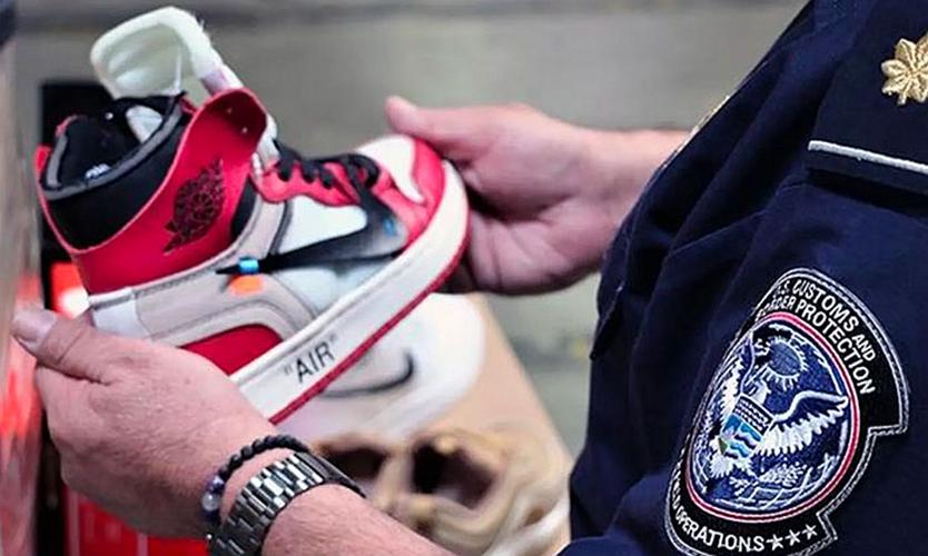 洛杉矶警方查获近 15,000 双 Nike 及 Jordan 假鞋