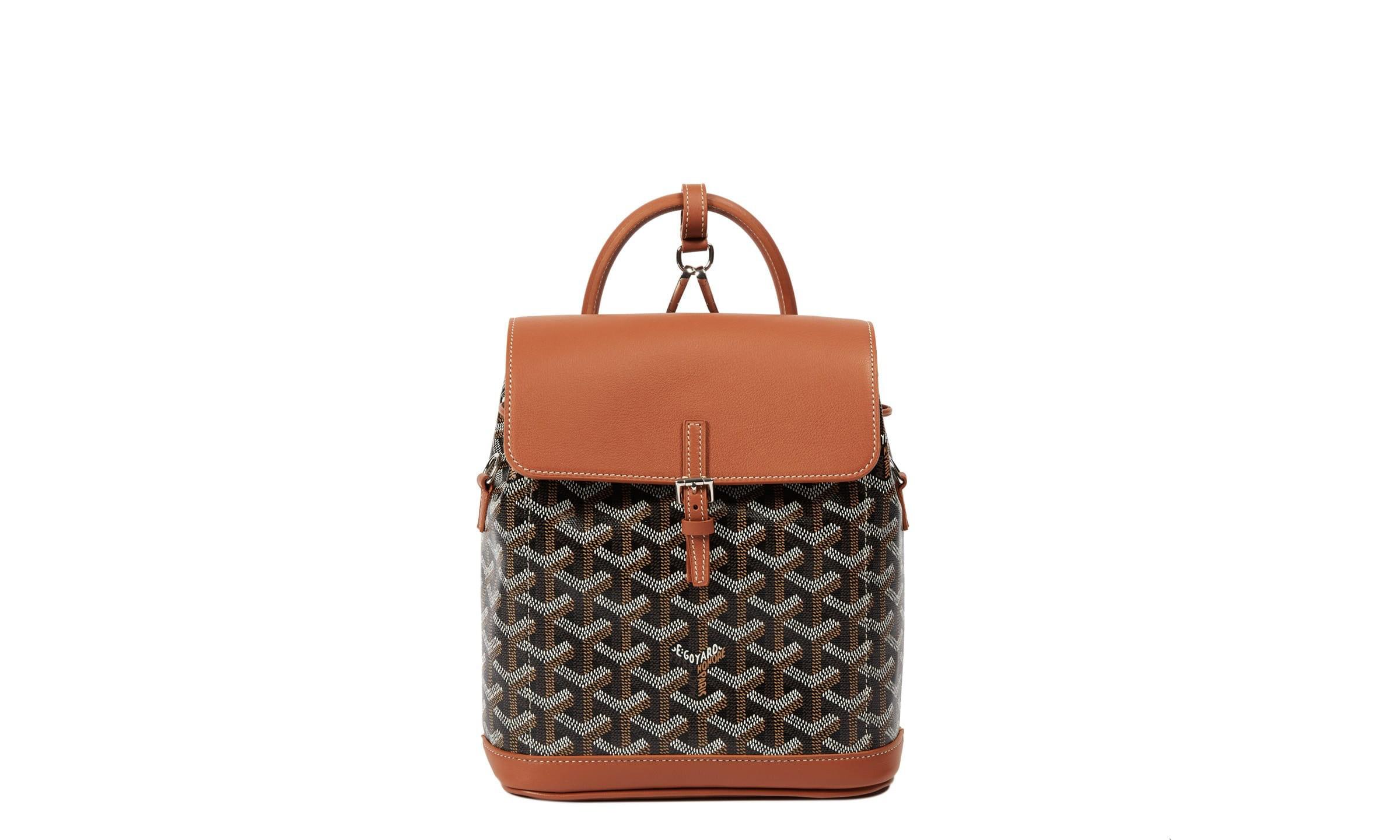 实用又时髦,Goyard 推出全新 Alpin Mini 包袋