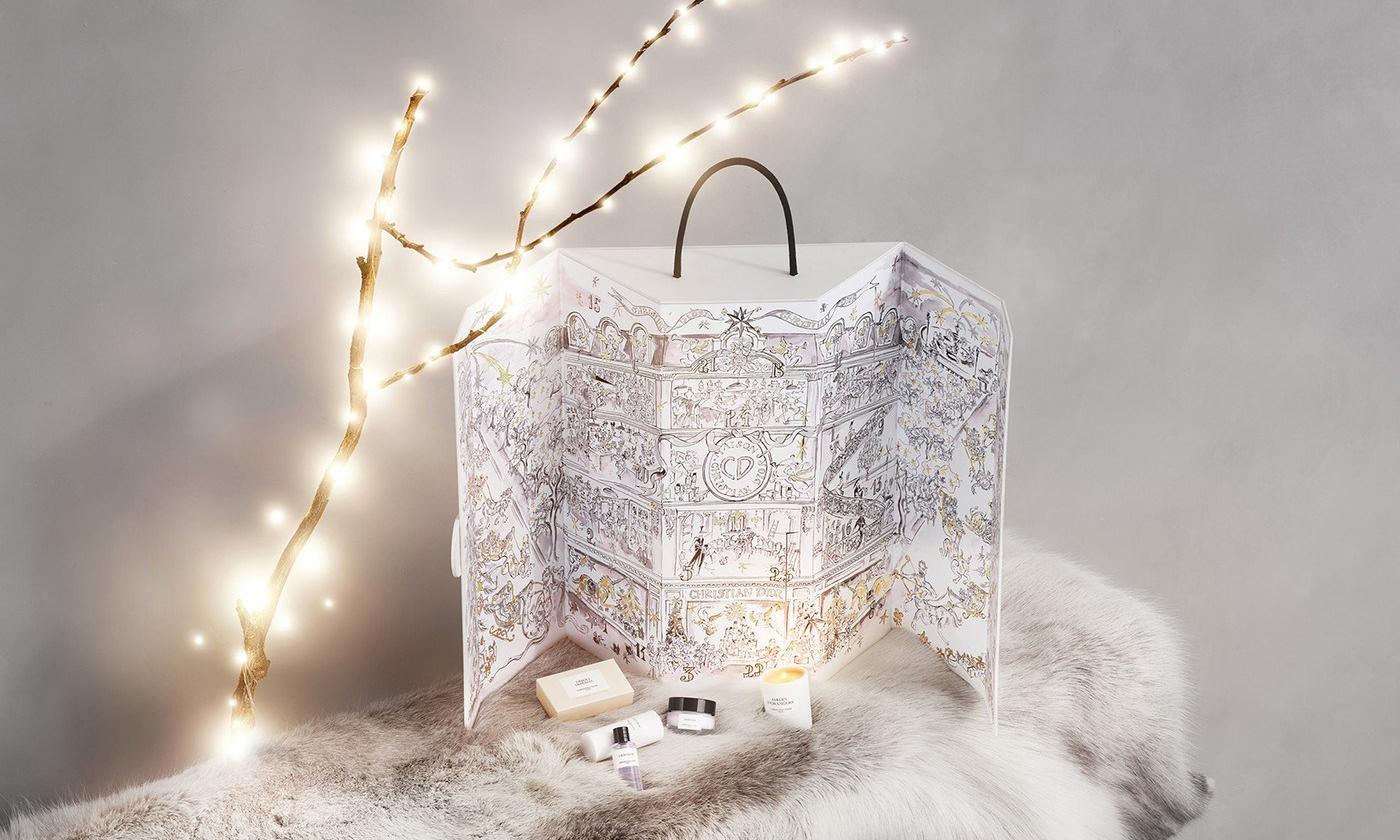 Maison Christian Dior 推出圣诞倒数月历及家居限定商品