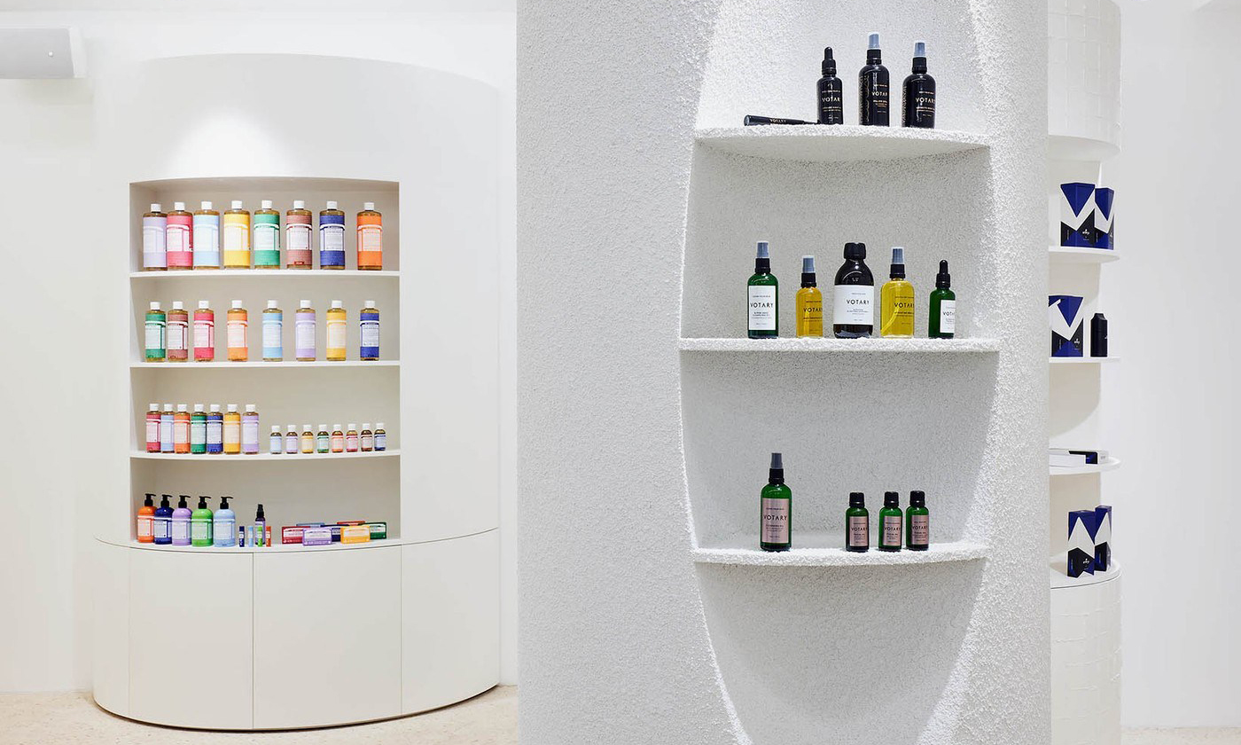 抢先预览店内样貌,Dover Street Market 在巴黎全新开设美妆香水专门店