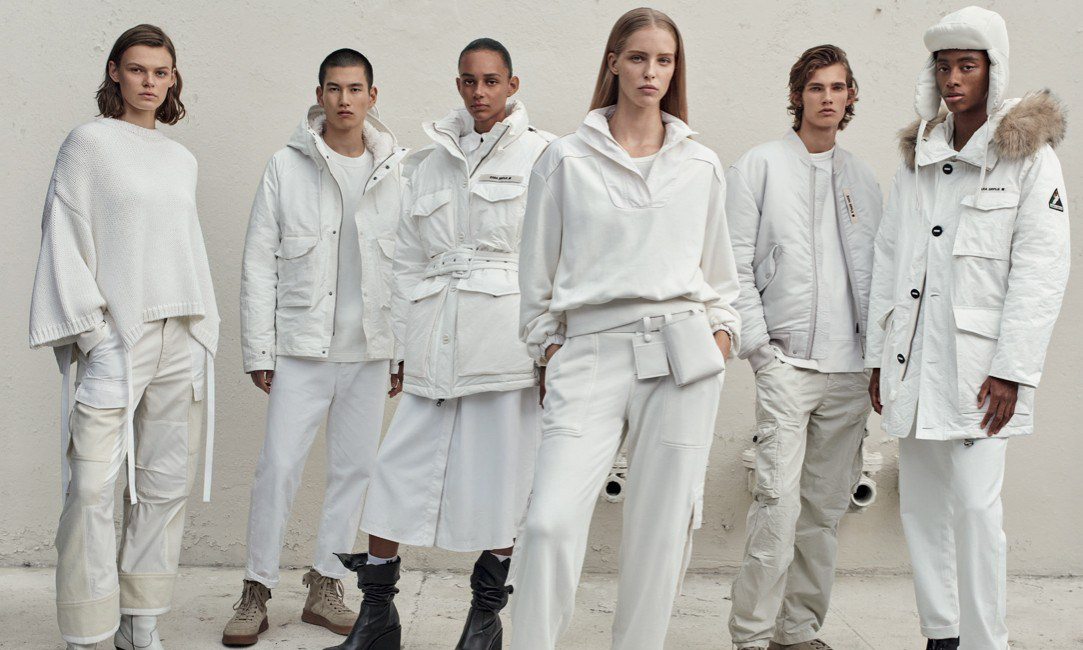 纯白极简美学,Zara 推出全新网上限量系列