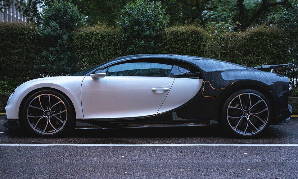 又添新车,Kylie Jenner 购入 300 万美元 Bugatti Chiron
