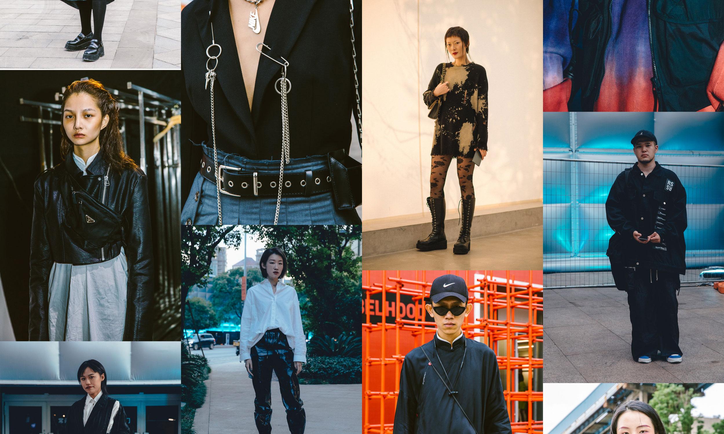 年轻人如何评价今年的上海时装周?