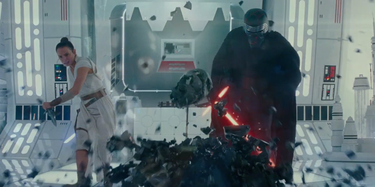 终结篇,《星球大战 9:天行者崛起》发布终极预告