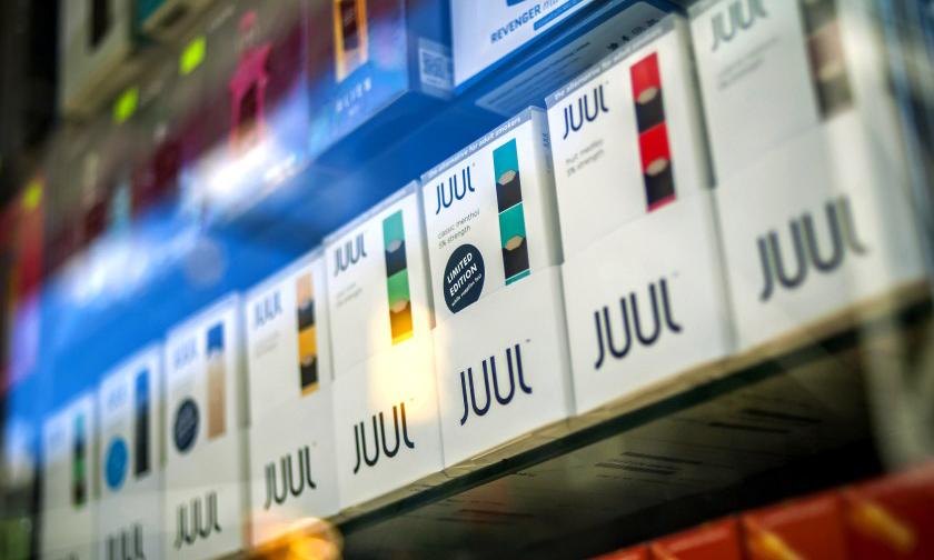 安全堪忧,知名电子烟 Juul 被加州政府起诉