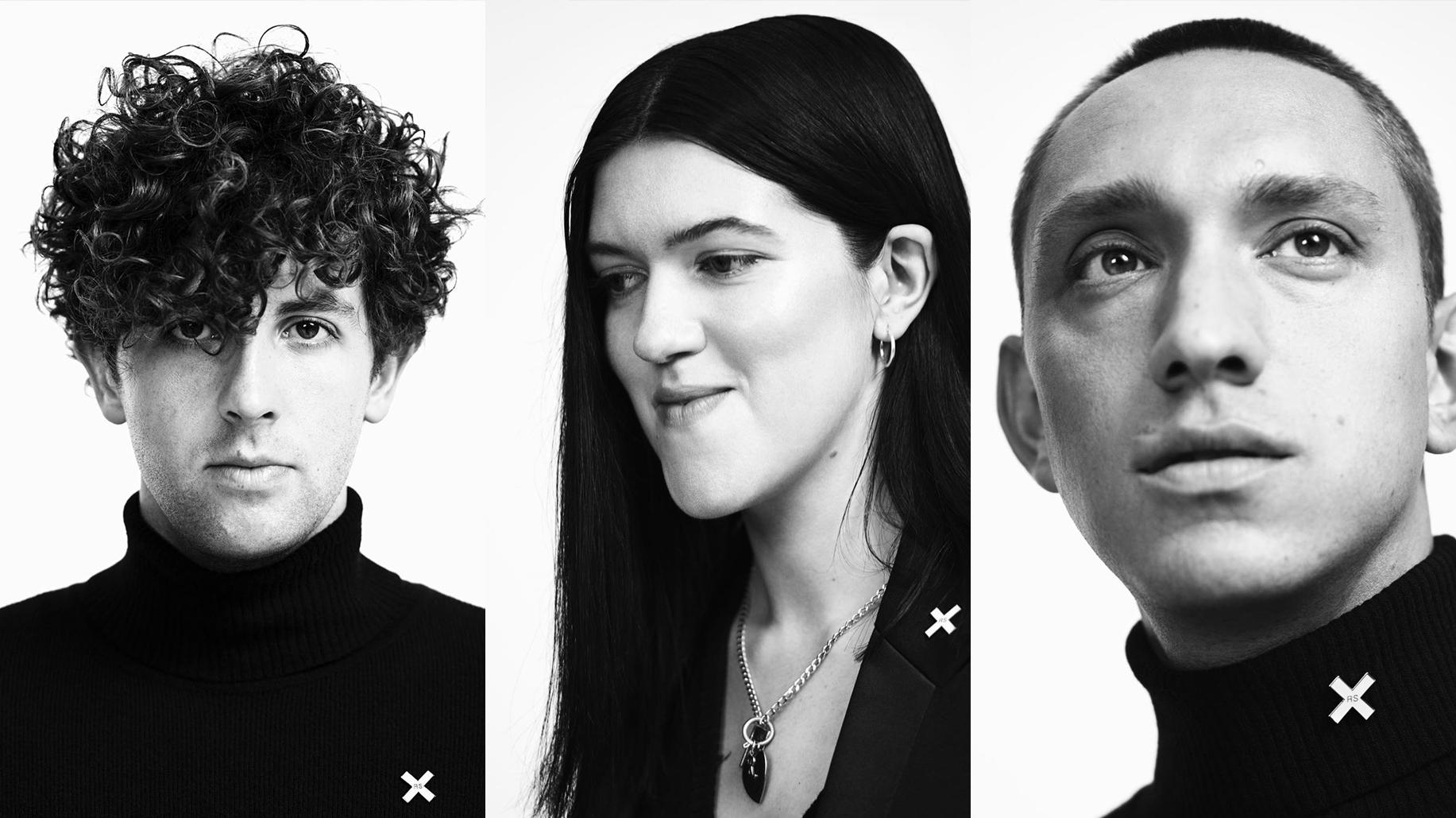Raf Simons 即将与伦敦乐队 The xx 推出合作系列