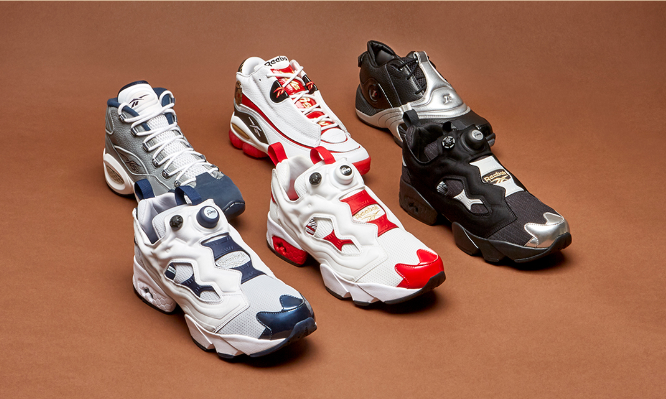 Reebok 即将发售第二版 InstaPump Fury Icon Pack  系列