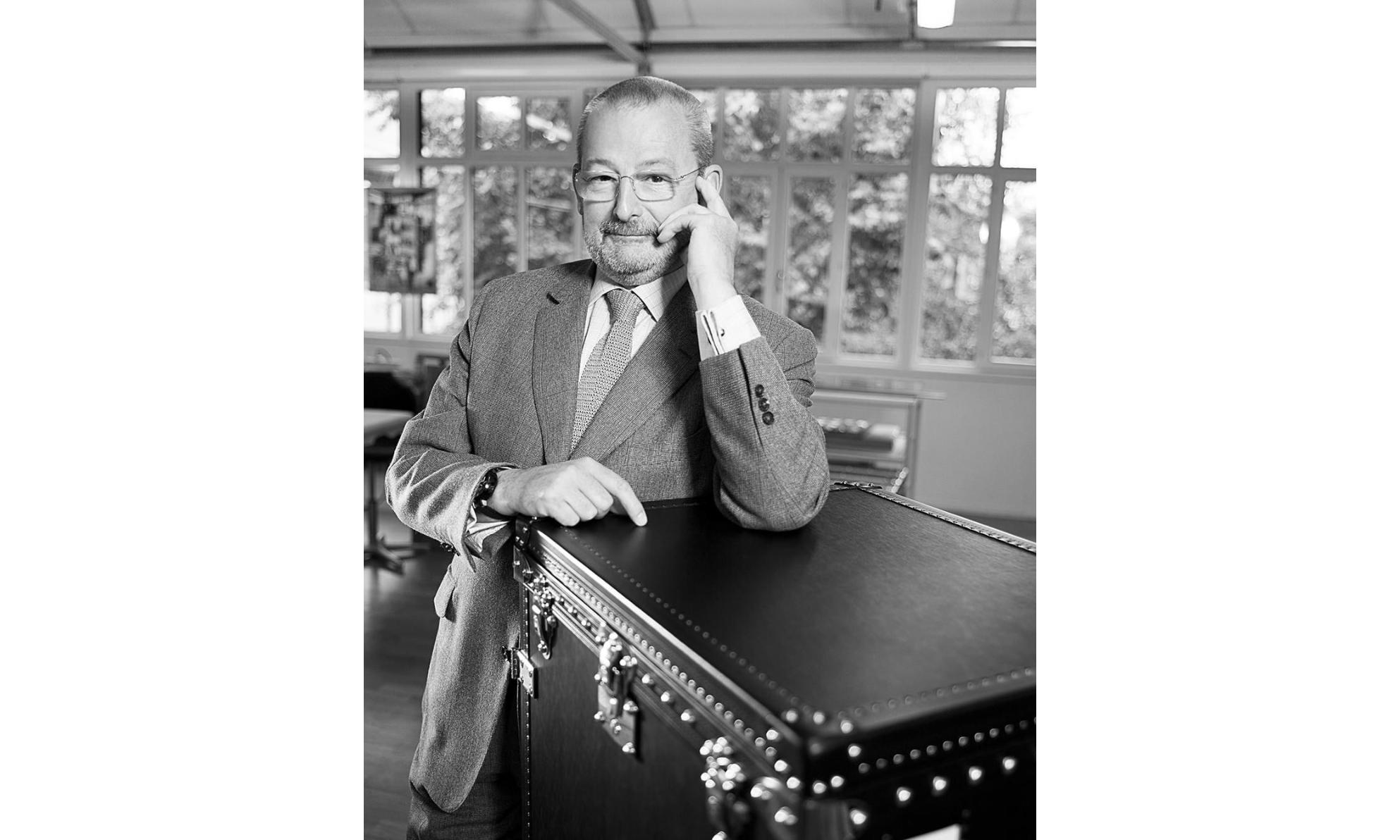 LV 第五代传人 Patrick-Louis Vuitton 去世