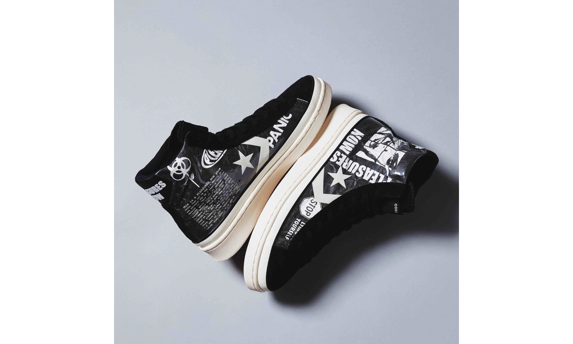 PLEASURES x CONVERSE Pro Leather 发售日期敲定