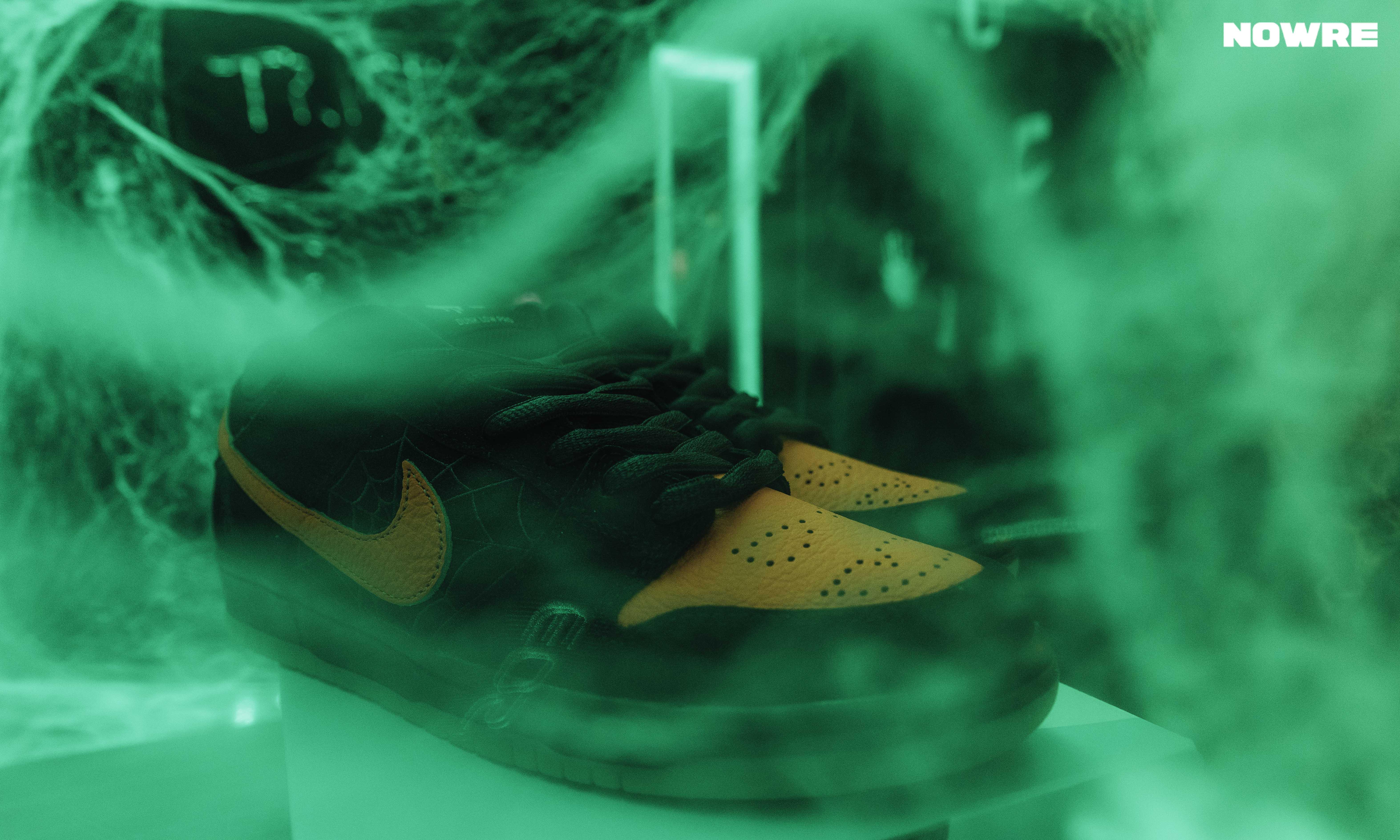 万圣节里,我的一次 Nike SB Dunk 「陪跑」经历…
