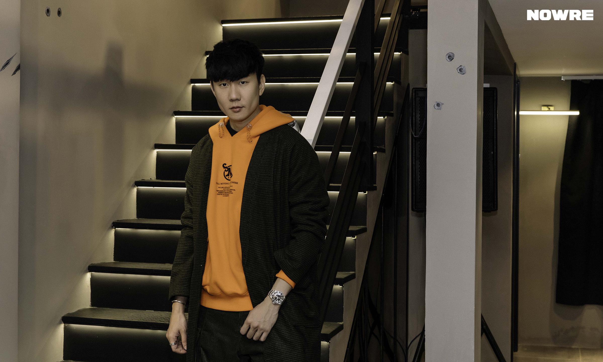 林俊杰:做品牌需要抛开「明星光环」