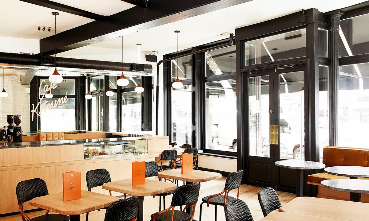 巴黎 Cafe'Kitsuné 纽约门店正式开业