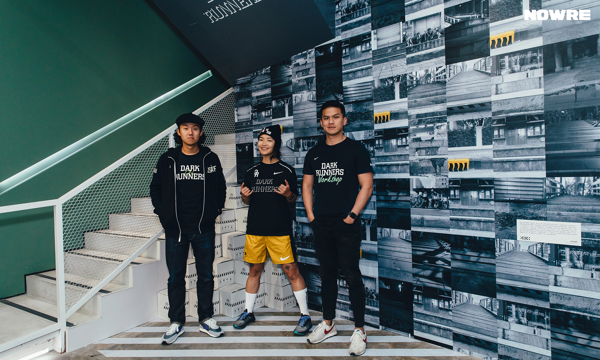 上海夜跑团体 DarkRunners:跑步的意义在于挑战自我