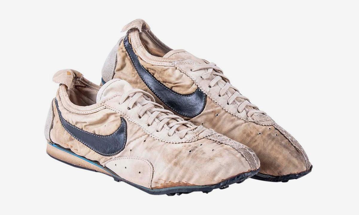 1970 年代 Nike 「Moon Shoes」将以 10 万美元的起价进行拍卖