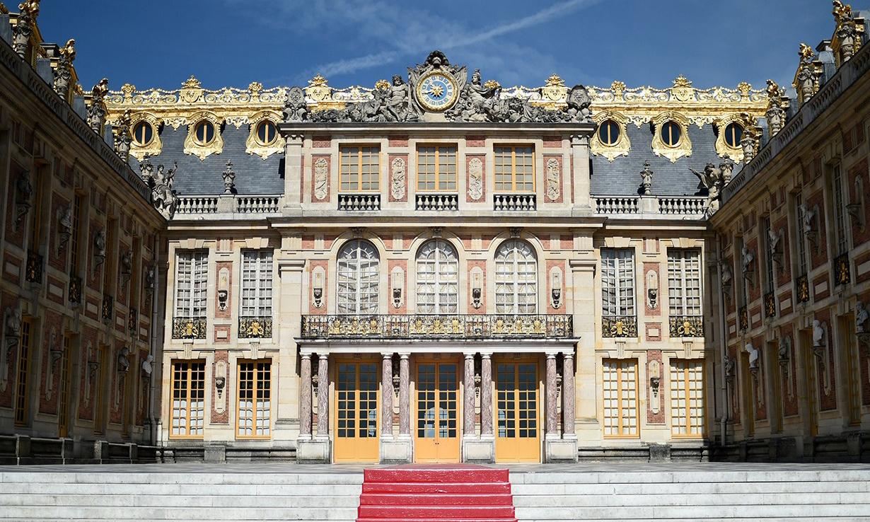 坐落在法国凡尔赛宫, Le Grand Contrôle 酒店将在 2020 年开幕
