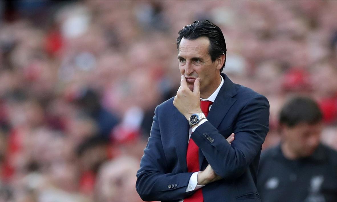 英超俱乐部阿森纳正式宣布球队主帅埃梅里下课