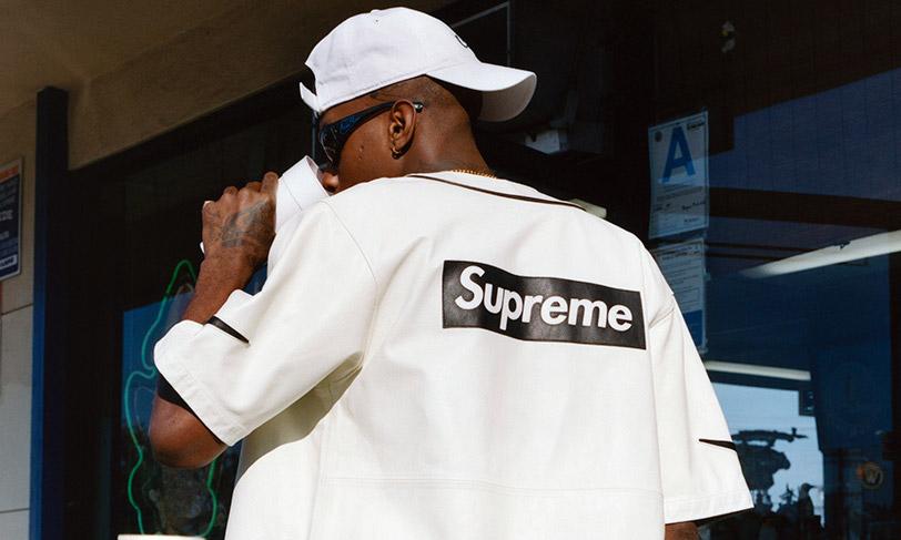 材质升级,Supreme x Nike 2019 秋季联名系列公布