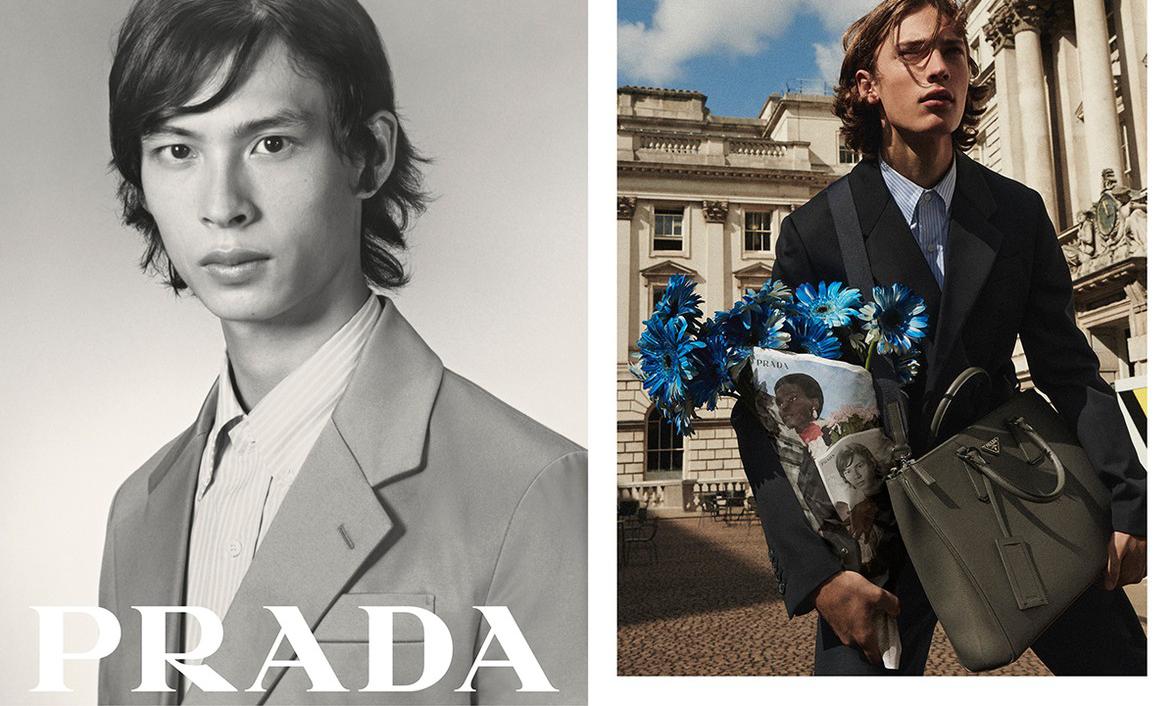 Prada 2020 早春度假系列广告大片公布