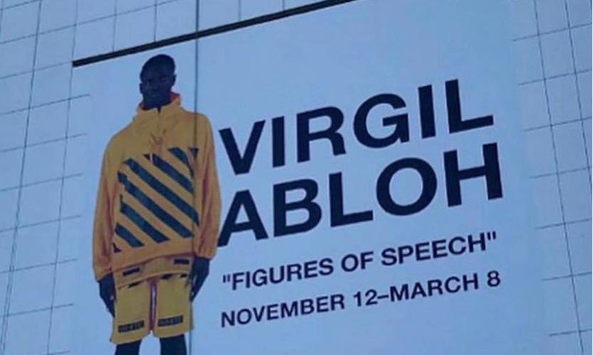 Virgil Abloh 个人展览「FIGURES OF SPEECH」第二站将于亚特兰大开幕