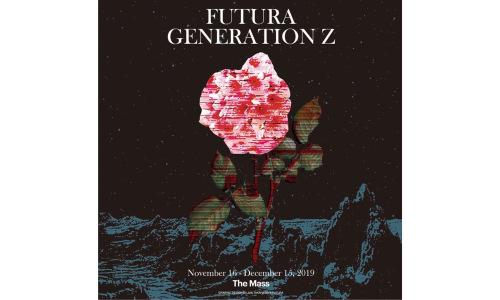 Futura 个人艺术展览「Generation Z」即将登陆东京