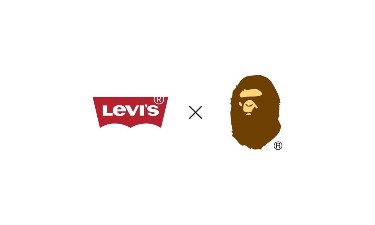 重磅预告,Levi's x A BATHING APE® 全新联名企划公开