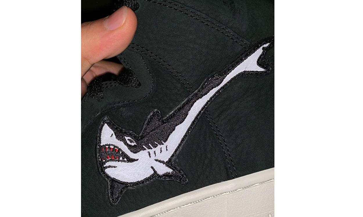 Oskar Rozenberg x Nike SB Dunk High 全新联乘定档 12 月