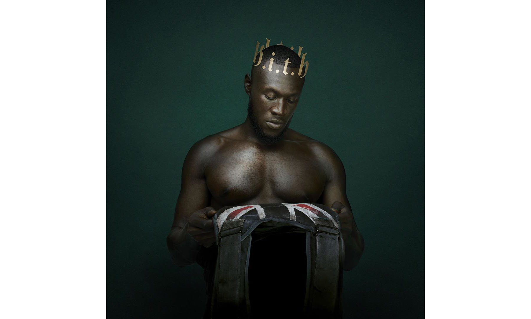 Stormzy 预告个人全新专辑《Heavy Is the Head》